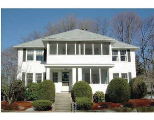 Single Family Home for Rent at 5 Francis Street Milton, Massachusetts 02186 United States