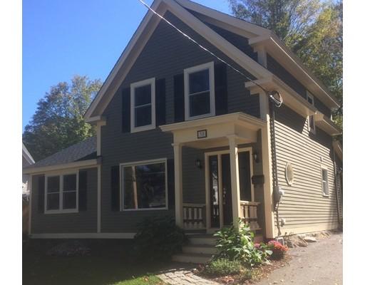 独户住宅 为 销售 在 38 Water Street 斯特伯鲁, 马萨诸塞州 01581 美国