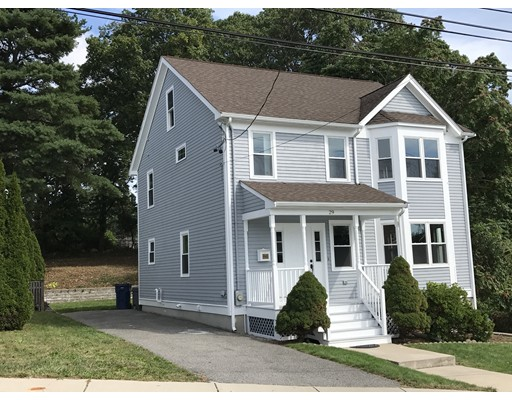 Single Family Home for Sale at 29 Maplewood Street Boston, Massachusetts 02132 United States