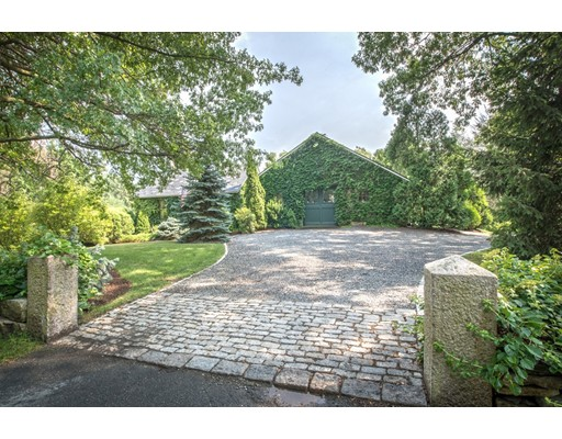 Single Family Home for Sale at 96 Main Street Southborough, Massachusetts 01772 United States