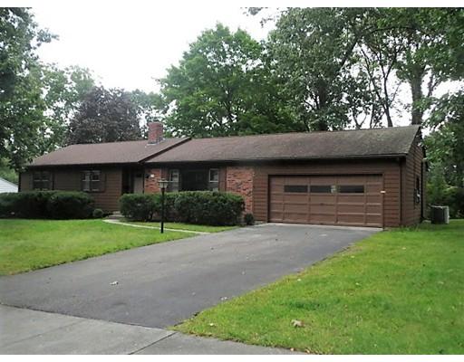 独户住宅 为 出租 在 105 Dunsany Drive Longmeadow, 马萨诸塞州 01106 美国