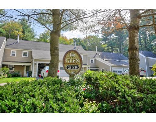 Condominium for Sale at 26 Winterwood Drive 26 Winterwood Drive Londonderry, New Hampshire 03053 United States