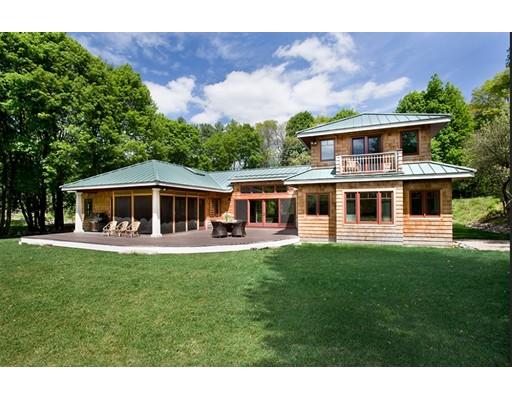 Single Family Home for Rent at 1466 Canton Street Milton, Massachusetts 02186 United States