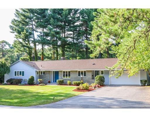 独户住宅 为 销售 在 80 Primrose Drive Longmeadow, 马萨诸塞州 01106 美国