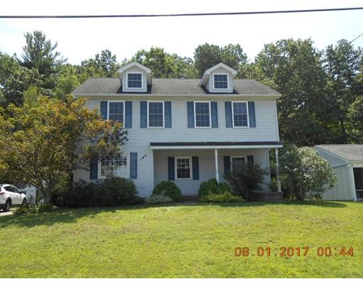 Частный односемейный дом для того Продажа на 143 Blanan Drive 143 Blanan Drive Chicopee, Массачусетс 01020 Соединенные Штаты