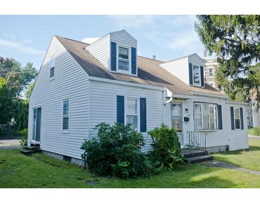 Single Family Home for Sale at 110 Congress Street Holyoke, Massachusetts 01040 United States