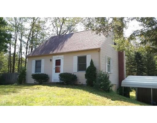 Maison unifamiliale pour l Vente à 1 Tammy Lane 1 Tammy Lane Stafford, Connecticut 06076 États-Unis