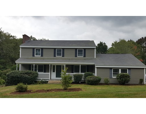 Single Family Home for Sale at 7 Robbins Road 7 Robbins Road Charlton, Massachusetts 01507 United States