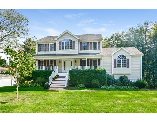 Single Family Home for Sale at 46 Susan Lane 46 Susan Lane Bellingham, Massachusetts 02019 United States