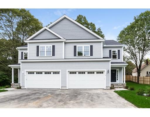 Single Family Home for Sale at 6 Deane 6 Deane Maynard, Massachusetts 01754 United States