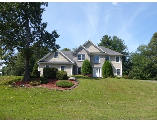 Single Family Home for Sale at 16 Birch Hill Drive 16 Birch Hill Drive Somers, Connecticut 06071 United States