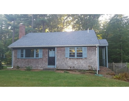 Single Family Home for Sale at 605 Walnut Street Bridgewater, Massachusetts 02324 United States