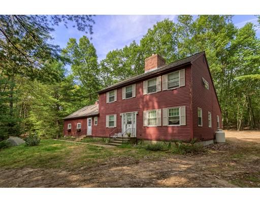 واحد منزل الأسرة للـ Sale في 45 Rocky Pond Road Boylston, Massachusetts 01505 United States
