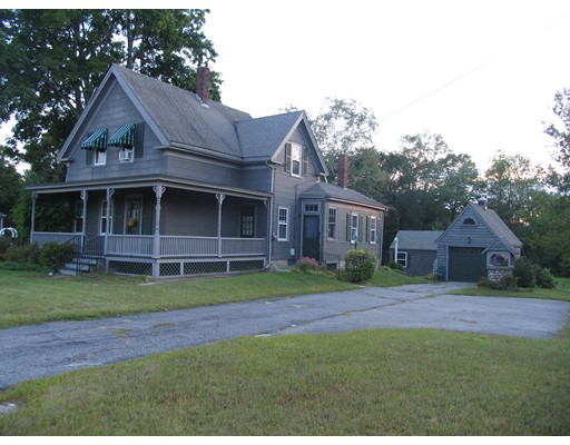 Single Family Home for Sale at 387 South Main Street 387 South Main Street Hopedale, Massachusetts 01747 United States