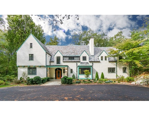 Casa Unifamiliar por un Venta en 159 Meadowbrook Road 159 Meadowbrook Road Dedham, Massachusetts 02026 Estados Unidos