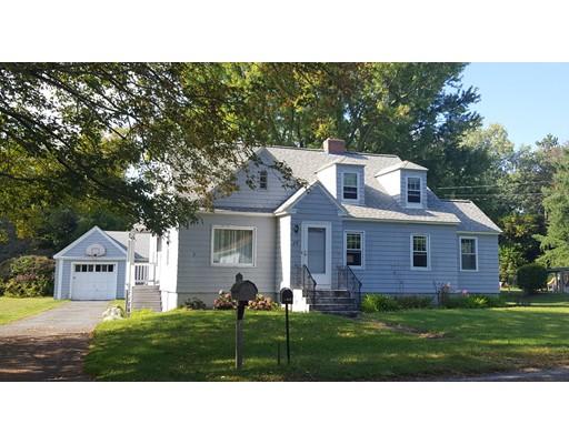 Single Family Home for Sale at 28 Hawthorne Street Auburn, Massachusetts 01501 United States