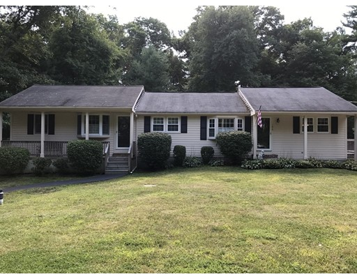 Single Family Home for Sale at 186 Forest Street Bridgewater, Massachusetts 02324 United States