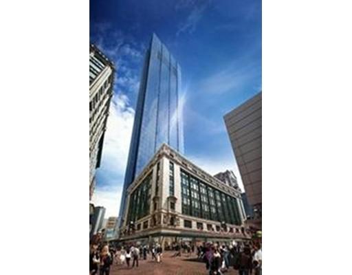 Кондоминиум для того Аренда на 1 Franklin Street #5301 1 Franklin Street #5301 Boston, Массачусетс 02110 Соединенные Штаты