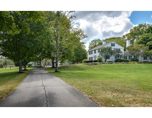 Single Family Home for Sale at 46 Springdale Avenue Dover, Massachusetts 02030 United States