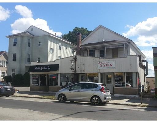 Maison avec plusieurs logements pour l Vente à 116 June Street 116 June Street Worcester, Massachusetts 01602 États-Unis
