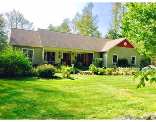 Частный односемейный дом для того Продажа на 80 Jericho Road 80 Jericho Road Pomfret, Коннектикут 06259 Соединенные Штаты