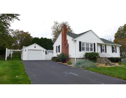 Single Family Home for Sale at 19 Beverly Road Grafton, Massachusetts 01536 United States