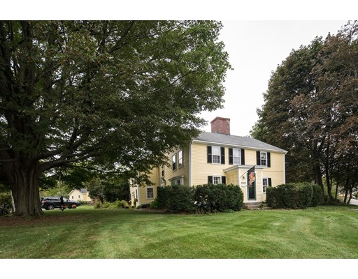 Single Family Home for Sale at 1002 North Street Tewksbury, Massachusetts 01876 United States