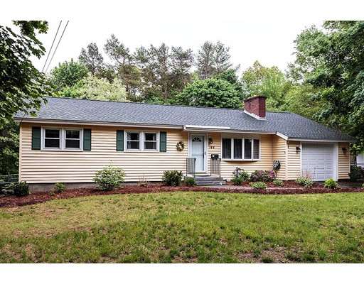Single Family Home for Sale at 144 Boston Road Chelmsford, Massachusetts 01824 United States