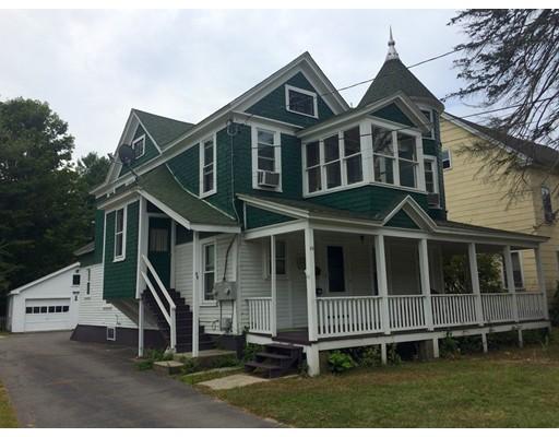多户住宅 为 销售 在 34 Holyoke Street Easthampton, 马萨诸塞州 01027 美国
