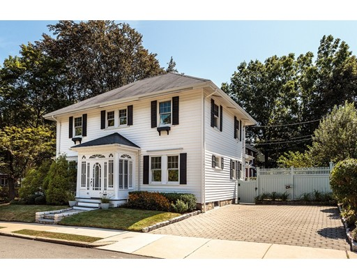 Single Family Home for Sale at 60 Montview Street Boston, Massachusetts 02132 United States