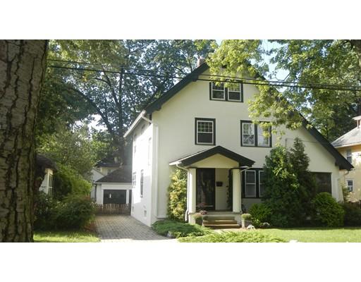 独户住宅 为 销售 在 21 Roseland Terrace Longmeadow, 马萨诸塞州 01106 美国
