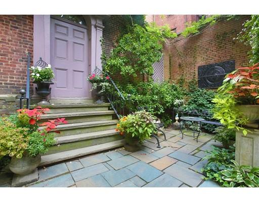 단독 가정 주택 용 매매 에 86 Chestnut Street 86 Chestnut Street Boston, 매사추세츠 02108 미국