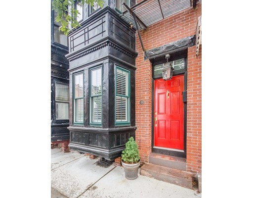 Single Family Home for Sale at 19 Greenwich Street 19 Greenwich Street Boston, Massachusetts 02120 United States