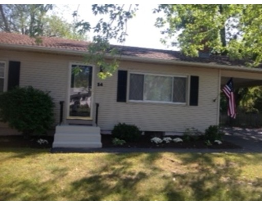 Single Family Home for Sale at 14 Upland Road Holyoke, Massachusetts 01040 United States