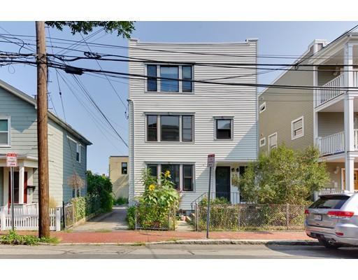 共管物業 為 出售 在 95 Allston Street Cambridge, 麻塞諸塞州 02139 美國