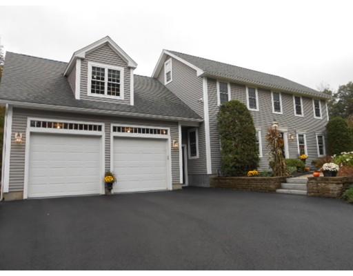Частный односемейный дом для того Продажа на 115 West Street Paxton, Массачусетс 01612 Соединенные Штаты