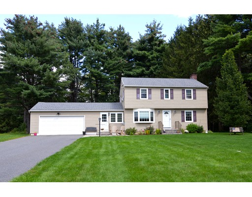 Single Family Home for Sale at 29 BROOKHAVEN DRIVE East Longmeadow, Massachusetts 01028 United States
