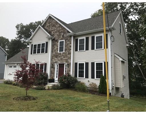 Single Family Home for Rent at 131 Berwick Street 131 Berwick Street Attleboro, Massachusetts 02703 United States