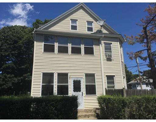 独户住宅 为 出租 在 28 Moore Street 昆西, 马萨诸塞州 02169 美国