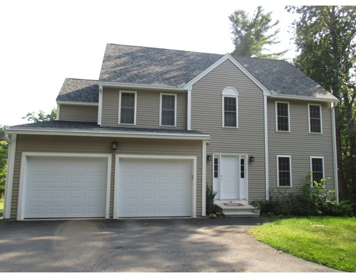 Single Family Home for Sale at 12 Devarney Court 12 Devarney Court Shirley, Massachusetts 01464 United States