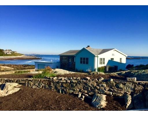Single Family Home for Sale at 491 Jerusalem Road Cohasset, Massachusetts 02025 United States
