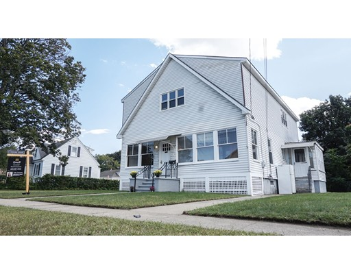 Single Family Home for Sale at 131 Baker Street 131 Baker Street Manchester, New Hampshire 03103 United States