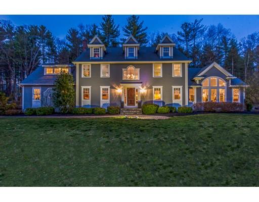 Частный односемейный дом для того Продажа на 14 Plumbly Road Upton, Массачусетс 01568 Соединенные Штаты
