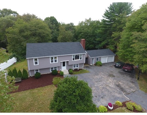 Single Family Home for Sale at 855 Summer Street Bridgewater, Massachusetts 02324 United States