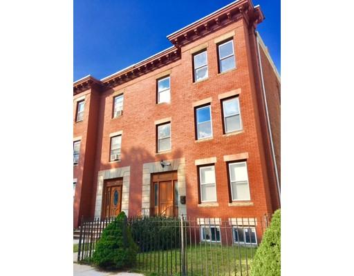 Single Family Home for Rent at 94 Winthrop Street Boston, Massachusetts 02119 United States