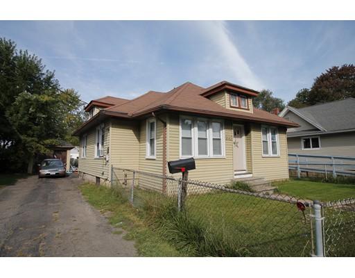 独户住宅 为 销售 在 332 Newton Street South Hadley, 马萨诸塞州 01075 美国