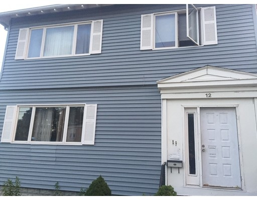 Single Family Home for Rent at 12 Haskell Avenue Revere, Massachusetts 02151 United States