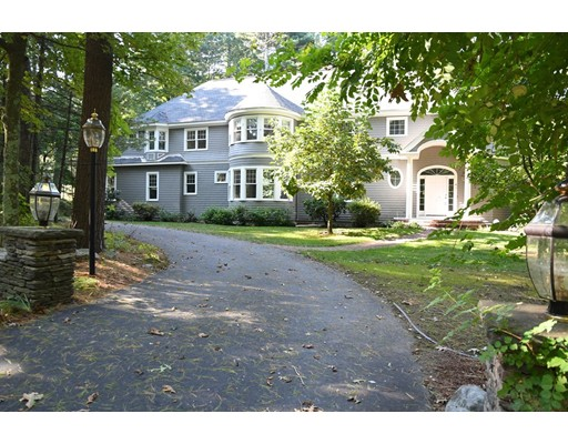 Single Family Home for Rent at 41 Carriage Way Sudbury, Massachusetts 01776 United States