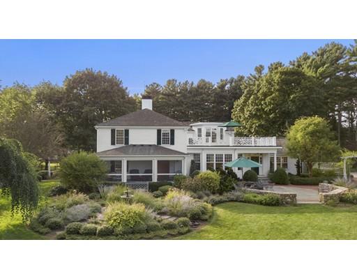 Частный односемейный дом для того Продажа на 42 Elm Hill Lane Duxbury, Массачусетс 02332 Соединенные Штаты