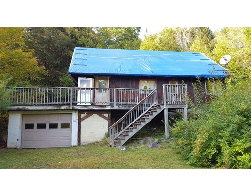 Single Family Home for Sale at 194 Berkshire Trail Cummington, Massachusetts 01026 United States